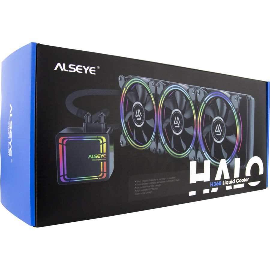 Inter-Tech ALSEYE H360