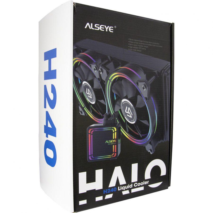 Inter-Tech ALSEYE H240